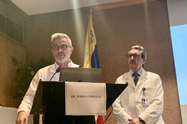 Infectólogo Mario Cogmena: Hay que tener la pandemia controlada 'para pensar en una reanudación de clases'