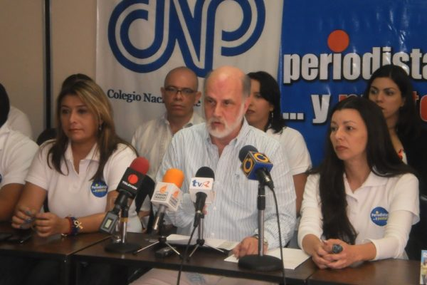 CNP rechaza actuaciones arbitrarias en contra de periodistas y medios de comunicación