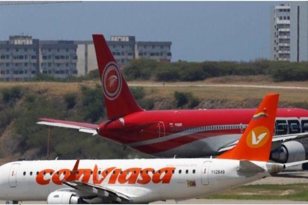 Conozca las rutas aéreas nacionales habilitadas por el INAC para esta semana