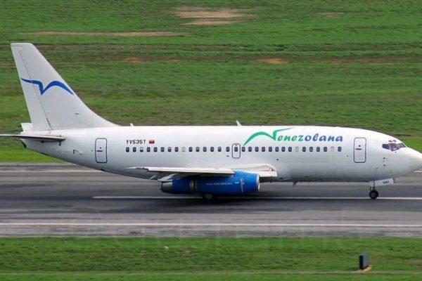 Venezolana de Aviación y Rutaca reactivaron sus vuelos a Rep. Dominicana y Panamá