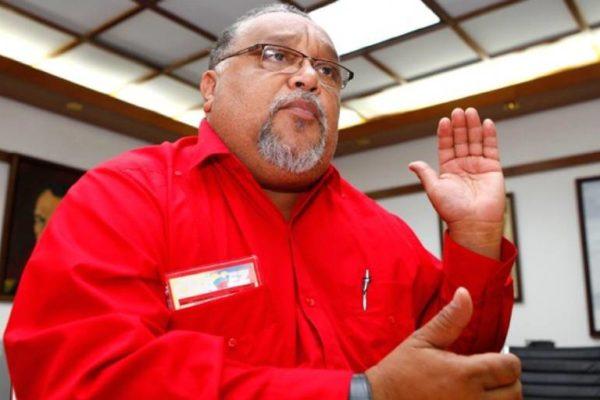 Rangel: Nuevo contrato colectivo 'mejorará la situación' de trabajadores petroleros