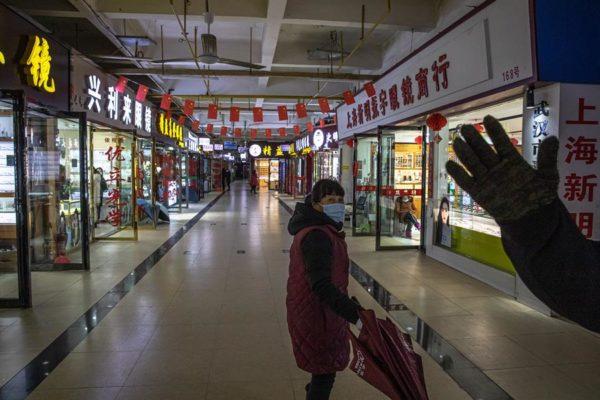 China reporta primera muerte por covid-19 en 8 meses