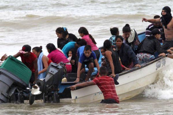 Smolansky: Al menos tres personas murieron en nuevo naufragio en costas venezolanas