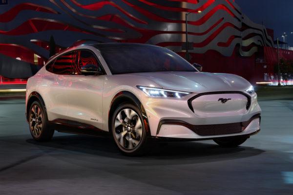 Mustang Mach-E: el vehículo eléctrico que Ford fabricará en China para el mercado local