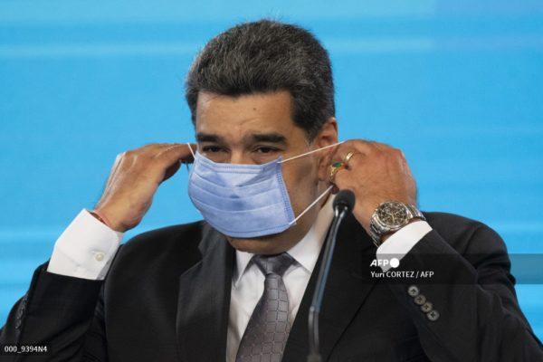 Maduro anuncia: Detectan casos de peligrosa variante brasileña de COVID-19 en estos 4 estados