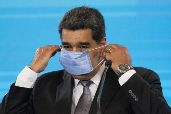 Maduro: Venezuela estuvo 14 meses sin vender 'una gota de petróleo´