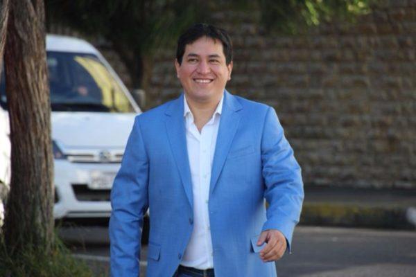#Ecuador candidato correísta Andrés Arauz: 'dejar la dolarización sería un suicidio'
