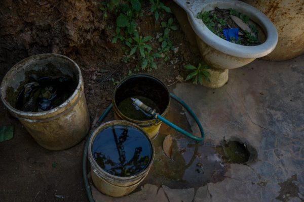 Informe Cedice: 92% de los hogares venezolanos no recibe agua de manera continua