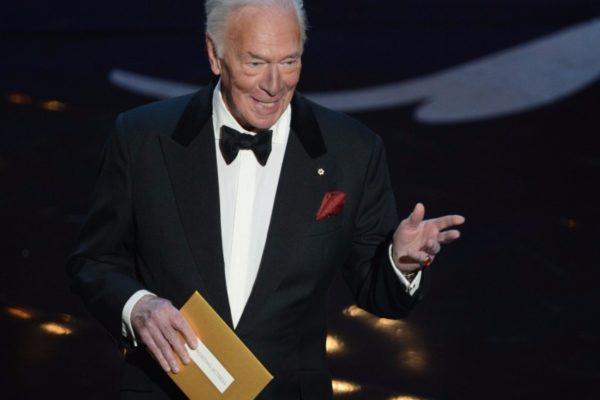 Se fue una leyenda del cine: murió Christopher Plummer el ganador del Oscar más longevo