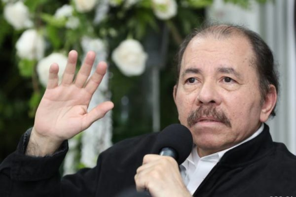 Gobierno de Ortega puso preso a hijo de la expresidenta Violeta Chamorro