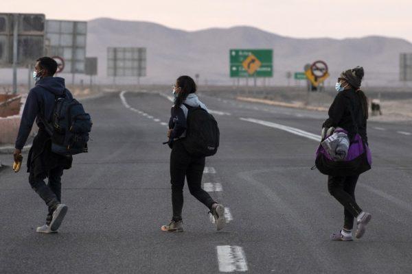 Murió una niña de nueve meses hija de padres venezolanos en cruce fronterizo entre Bolívia y Chile