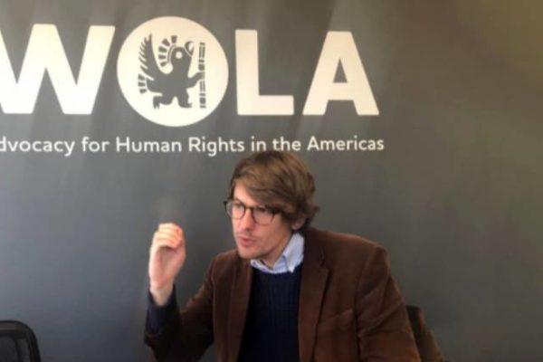 Geoff Ramsey: Sanciones de EE.UU. 'no son la causa de la crisis humanitaria en Venezuela'