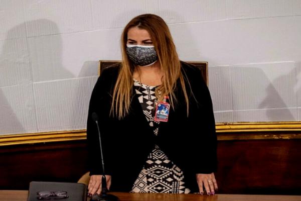 Iris Varela: Si encuentro a Guaidó, lo detengo y lo pongo a la orden del MP
