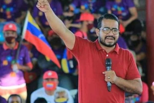 'Era una gran promesa': Diputado chavista falleció por Covid-19, informó Maduro