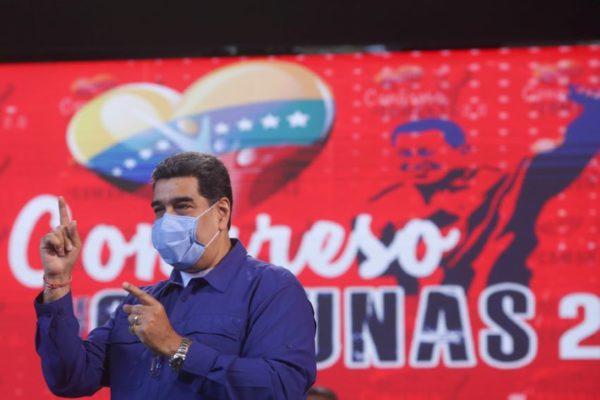 Maduro anuncia creación de una red de 1.000 bancos comunales