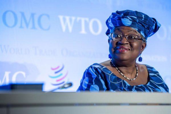 Ngozi Okonjo-Iweala es la primera mujer elegida para dirigir la OMC