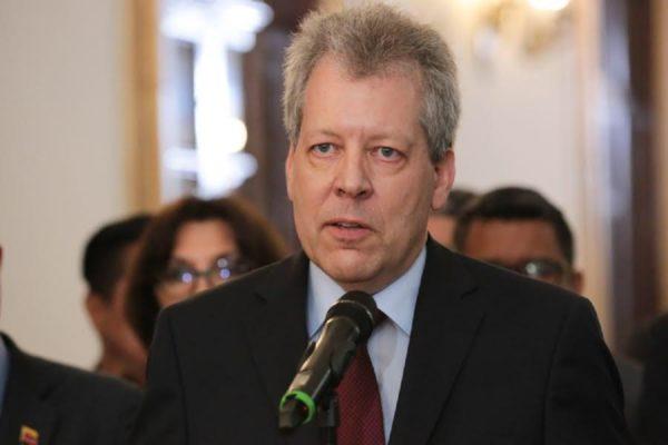 Peter Grohmann: ONU ayudó a más de 4 millones de venezolanos que requerían asistencia humanitaria
