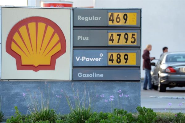 Petrolera Shell registró una pérdida de US$ 21.680 millones en 2020