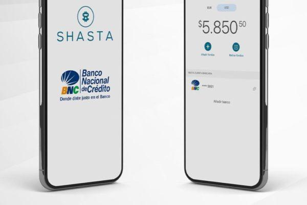 Datos | Alianza BNC y Shasta App facilita operaciones en divisas entre Venezuela y Europa