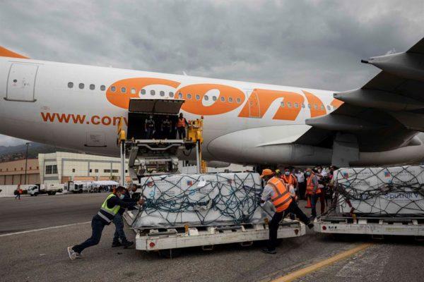 INAC: Menos de 1% de los pasajeros que han ingresado al país venían contagiados por covid-19