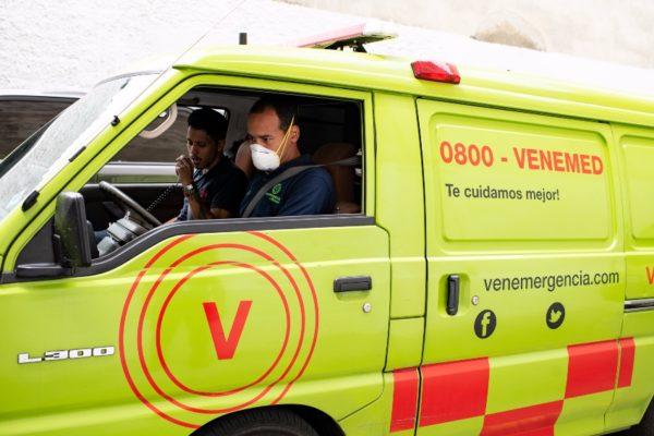 Venemergencia es la única empresa de su sector con la certificación de calidad ISO 9001:2015