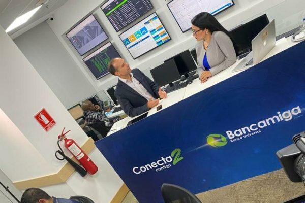 Mesa de cambio de Bancamiga registra repunte gracias a la confianza de sus clientes