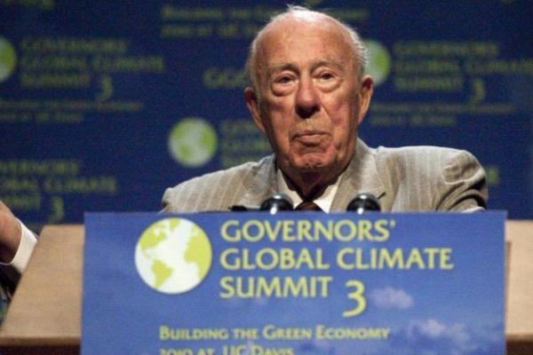 Murió George Shultz, el artífice de la diplomacia que viabilizó el fin de la Guerra Fría