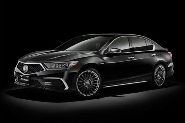 Honda lanza el primer vehículo autónomo de nivel 3: Legend