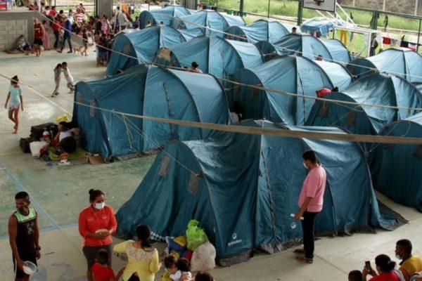 Colombia, refugio inusual de desplazados por la violencia en Venezuela