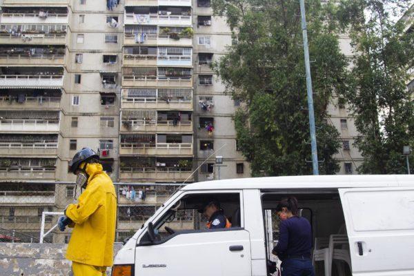 Recomendaciones para prevenir COVID-19 en conjuntos residenciales
