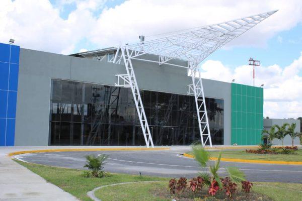 Inauguran aeropuerto en Portuguesa para reactivación de vuelos comerciales