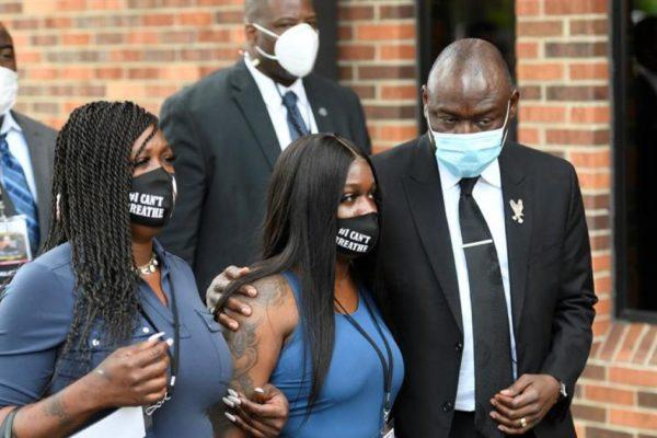 Familia de George Floyd llega a acuerdo civil para recibir US$27 millones por su muerte