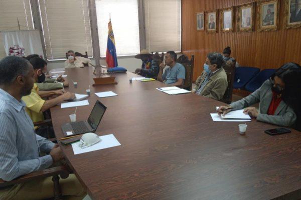 'Garantizar la seguridad jurídica': La reunión entre el presidente del Inti y directivos de Fedenaga