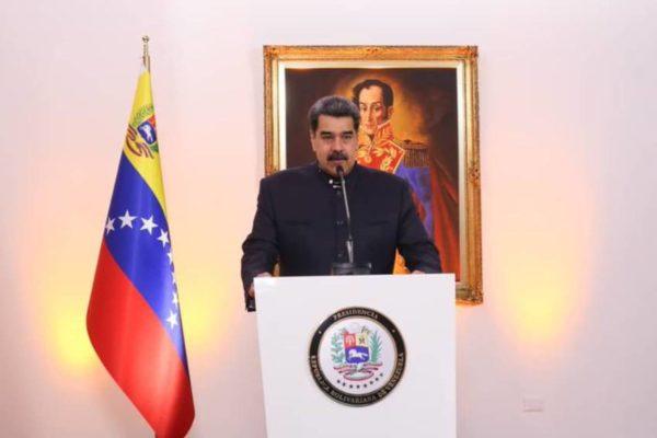 Maduro pidió ayuda 'de emergencia' a la ONU para desactivar campos minados en Apure