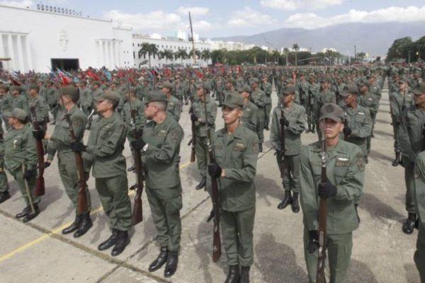 Fanb neutralizó a 'varios terroristas' de un grupo irregular colombiano
