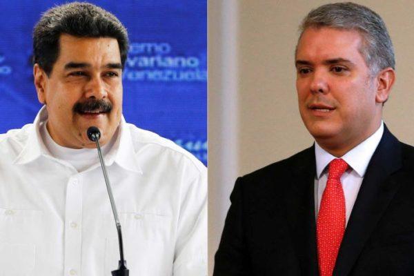 Maduro: Duque quiere un conflicto militar y apoderarse de recursos venezolanos congelados en EEUU