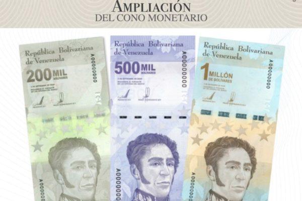 Análisis | José Guerra: Inflación superior a 50% en enero y febrero pulveriza valor de nuevos billetes