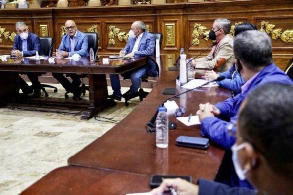 Comisión de Diálogo presentará el #16Mar informe preliminar ante el Parlamento