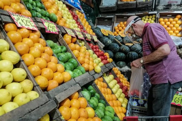 Canasta alimentaria en Maracaibo aumentó a US$290 en marzo