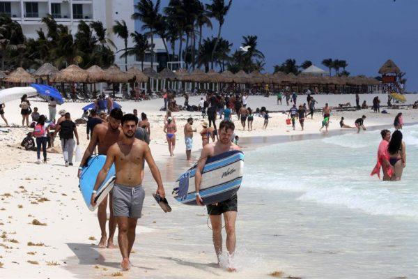Turismo mundial podría caer este año entre un 55% y 67% frente a 2019