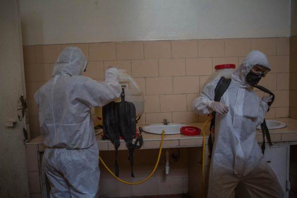Gobierno reporta 1.142 casos nuevos y 19 fallecidos por COVID-19 este #24Abr