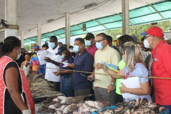 Sundde fijará precios del pescado por temporada de Semana Santa