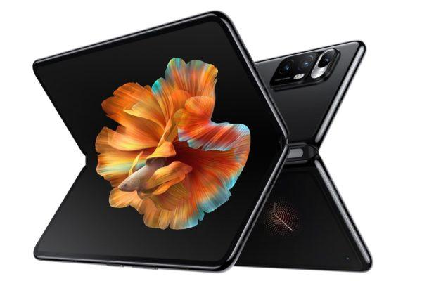 Xiaomi lanza teléfono plegable con la pantalla más grande del mercado