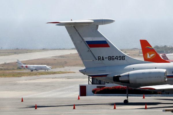 Rusia reanuda comunicación aérea con Venezuela y otros cinco países este #01Abr