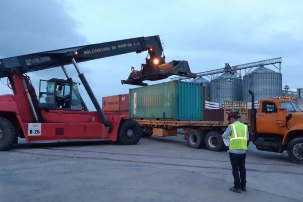 Empresa de Comercio Exterior de Lara exporta 500 toneladas de leguminosas a EAU e Indonesia