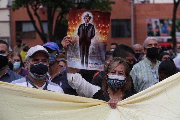 Posible visita del Papa y apelaciones contra la Covid-19: Así fue beatificado el Dr. José Gregorio Hernández