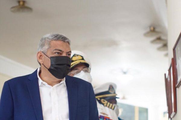 Falleció el ministro de Ecosocialismo Oswaldo Barbera
