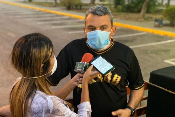 Falleció el alcalde de Maracay Pedro Bastidas por covid-19