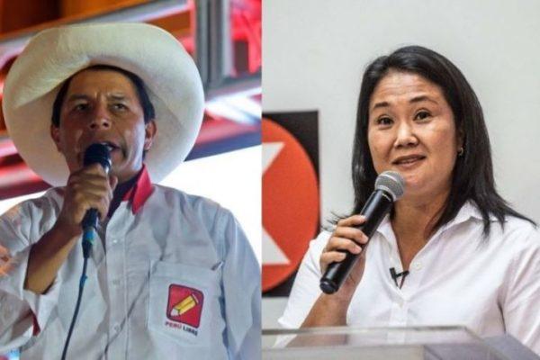 Candidato izquierdista radical parte favorito para segunda vuelta presidencial en Perú