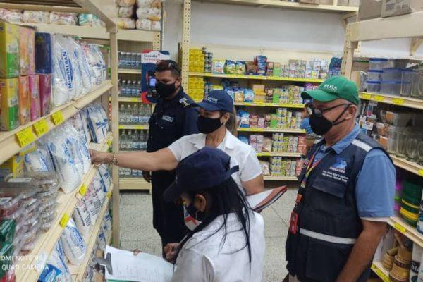 Sundde impuso ajustes de precios en 1.429 comercios durante abril